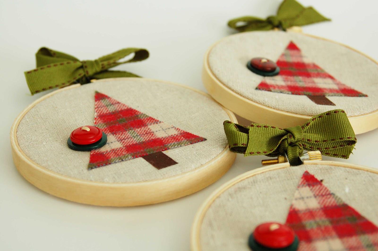 Seasonal sampler day ornaments jen gallacher