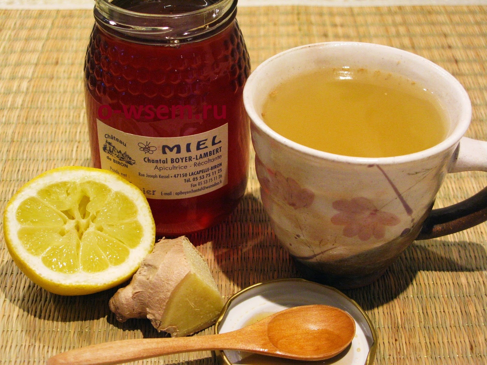 Чай с мёдом. Польза и вред меда в горячем чае - TeaPravda
