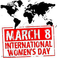 March 8, International Women's Day