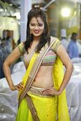 Aswi Glamorous Photos in Half Saree-thumbnail-2
