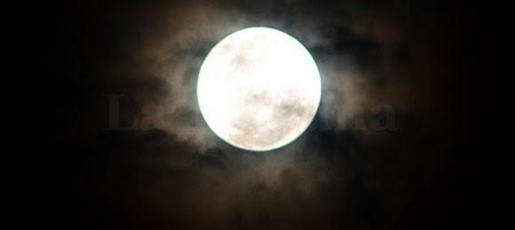 Súper luna Honduras