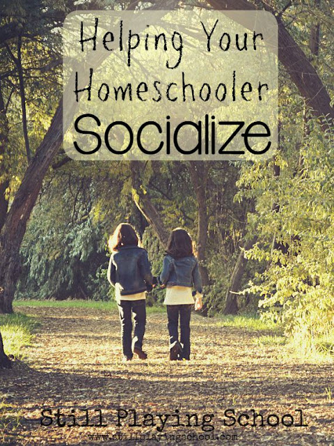 How to help your homeschooler make and maintain friendships