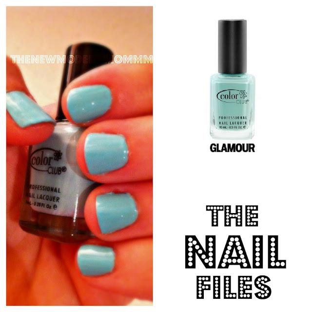 The Nail Files! #Beauty