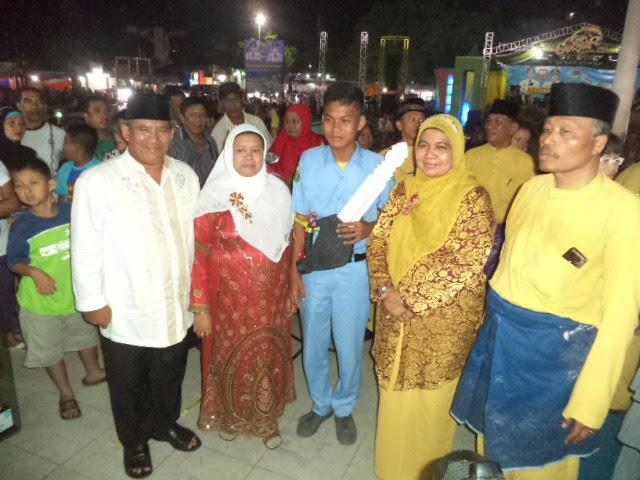 Pemenang LKS dengan pak Walikota