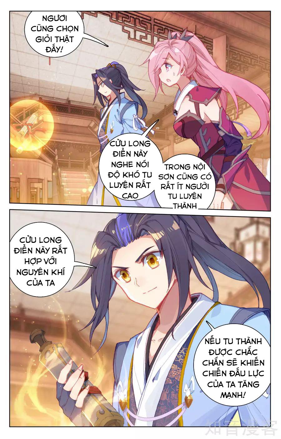 Nguyên Tôn Chap 144 page 8