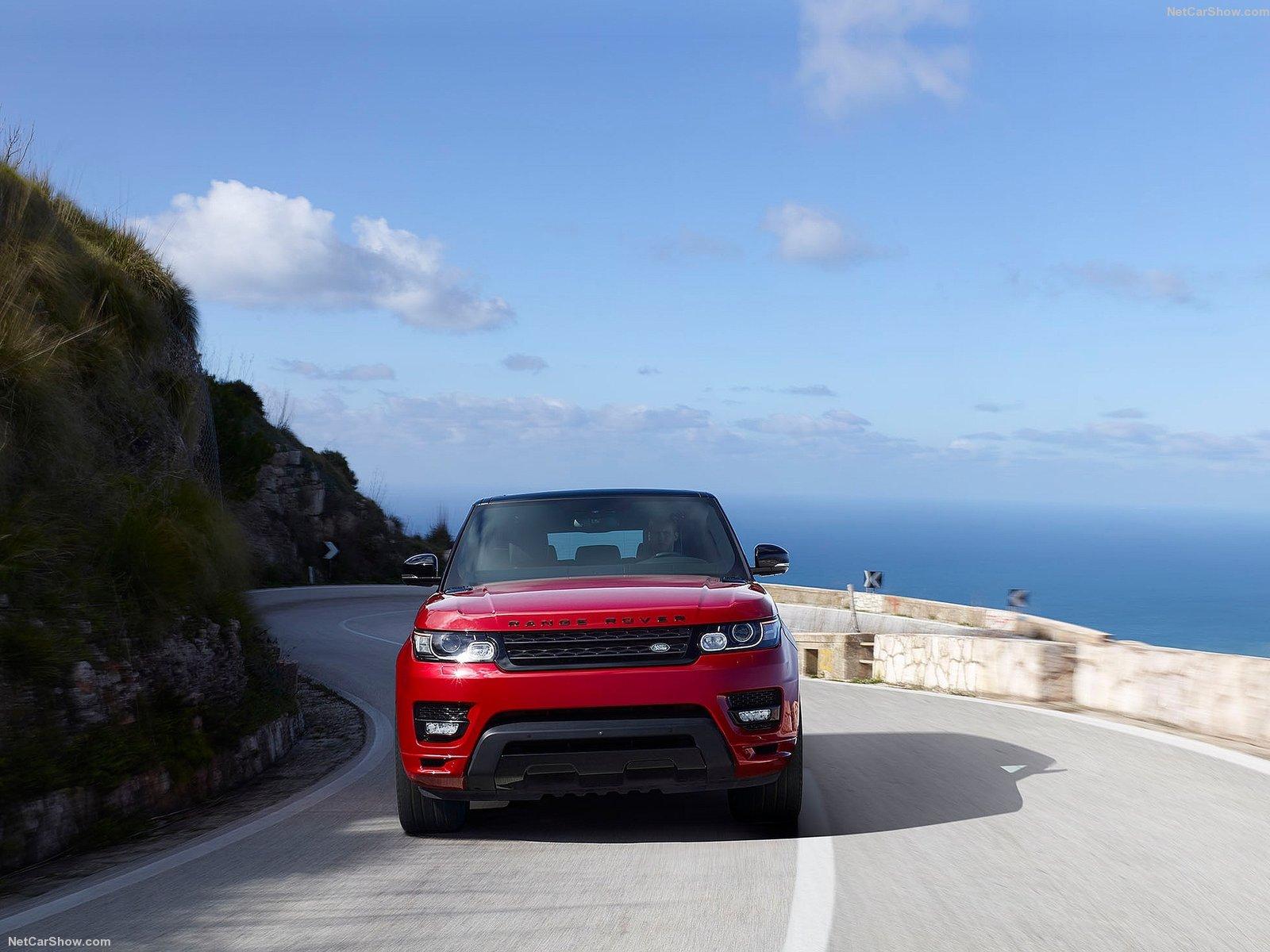 Hình ảnh xe ô tô Land Rover Range Rover Sport HST 2016 & nội ngoại thất