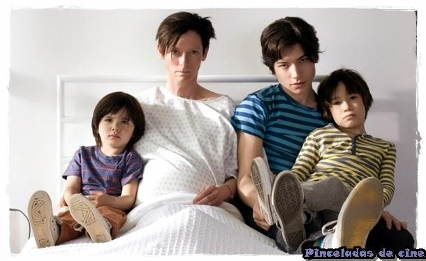 Kevin, Lynne, Ramsay