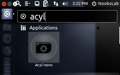 acyl icons