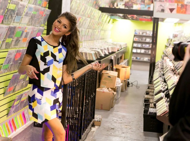 Material Girl Spring/Summer 2015 Campaign featuring Zendaya Coleman