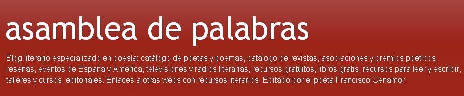 rIm&via, referência internacional em poesia, conforme: clique para saber.