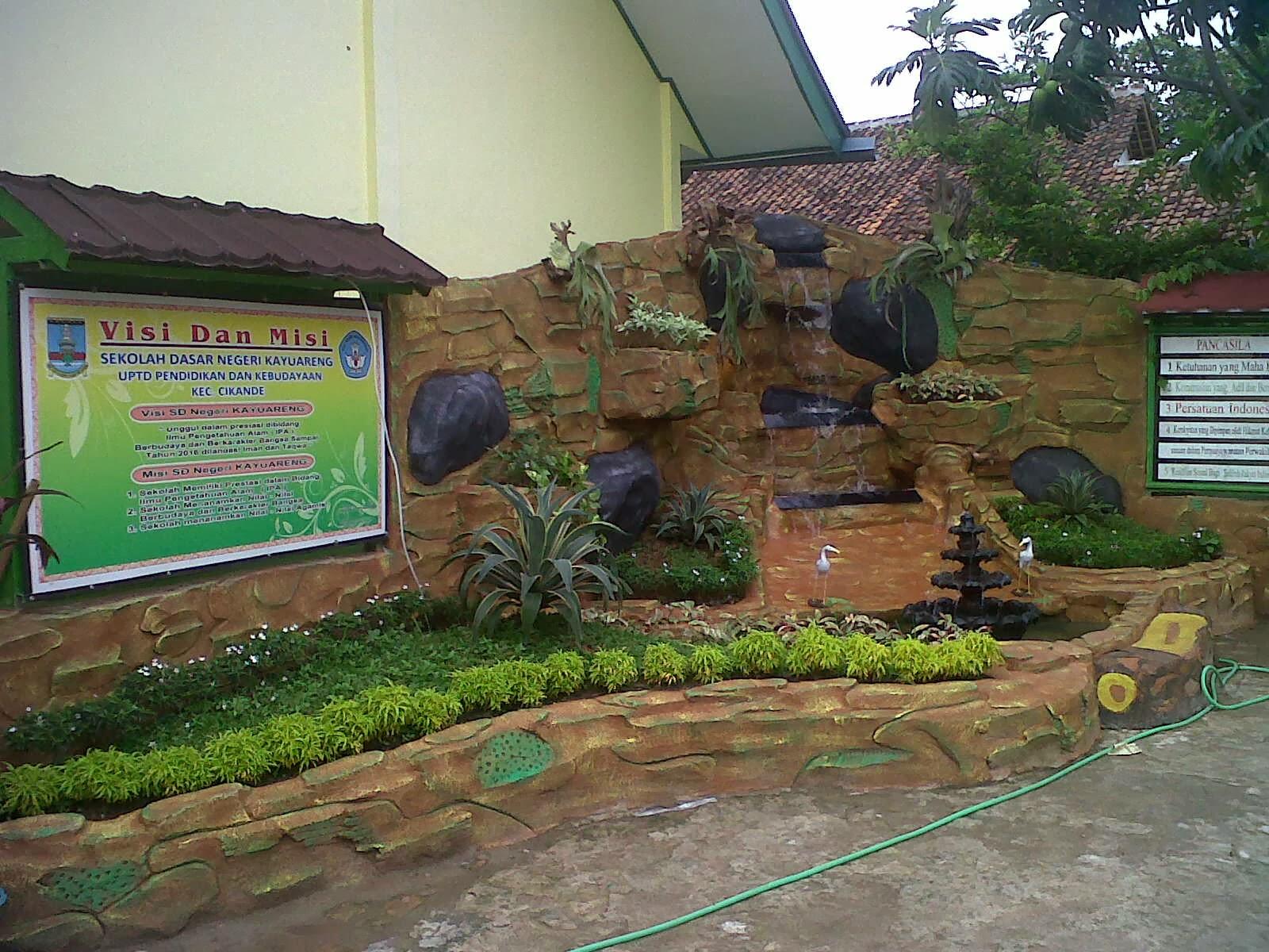 Sekolah Dasar Negeri Kayu Areng Taman Sekolah