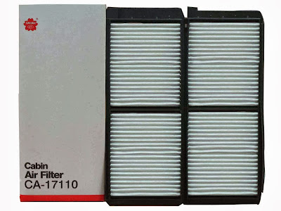 Cabin Air Filter - Filter AC Mazda 2, Ford Fiesta