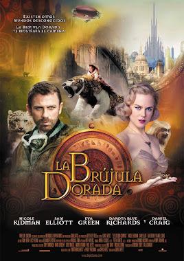 Poster La Brujula Dorada