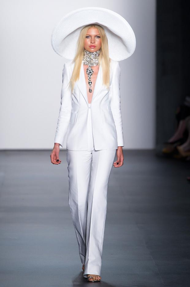 Zang Toi Spring - Summer 2016 NYFW : Cool Chic Style Fashion