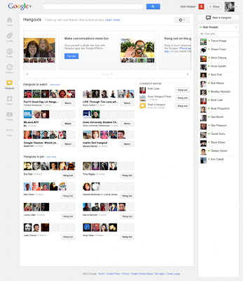 Google+ gets a new look.