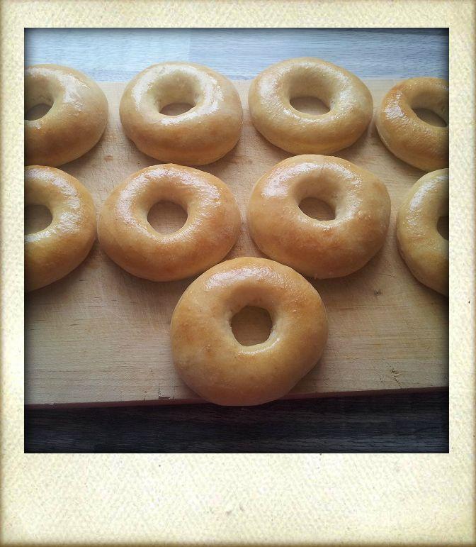 donuts selber machen backofen nutella donuts aus dem. Black Bedroom Furniture Sets. Home Design Ideas
