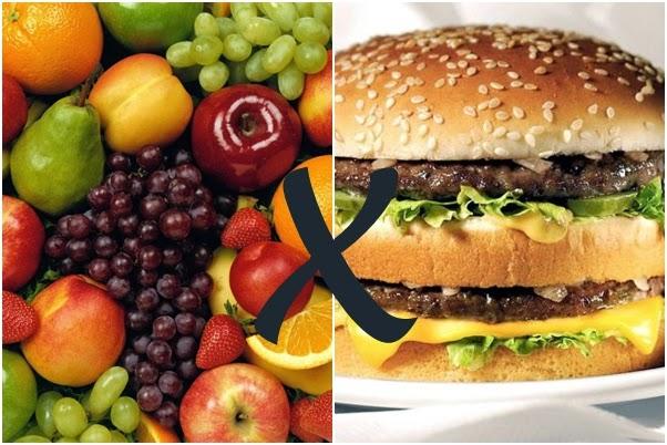 **7 Hábitos para uma Alimentação Saudável**