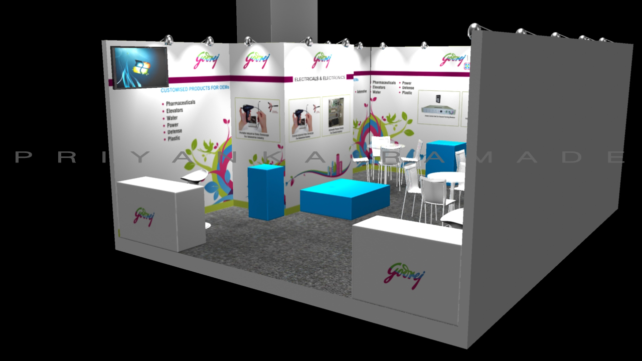 Exhibition Booth Layout : Priyanka ramade stall design exhibition booth pos
