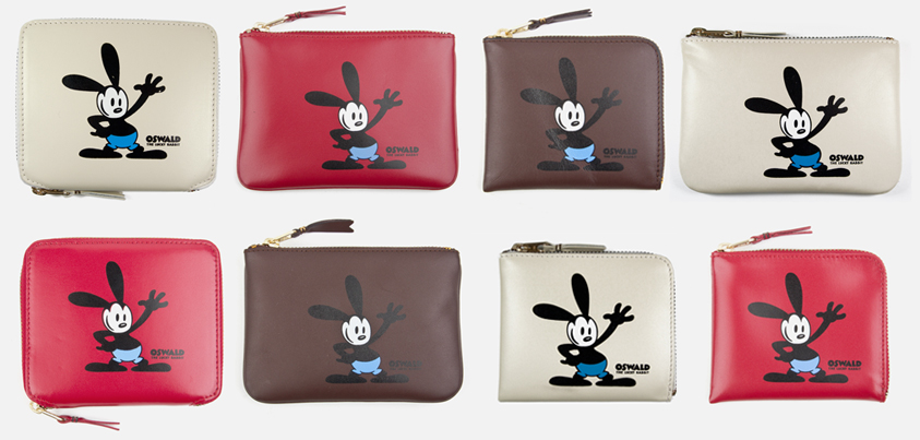 Oswald the Lucky Rabbit Coin Purse
