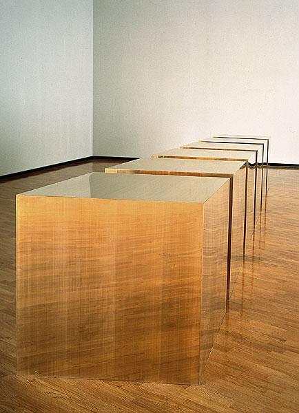 Todo vanguardias minimalismo for Minimalismo
