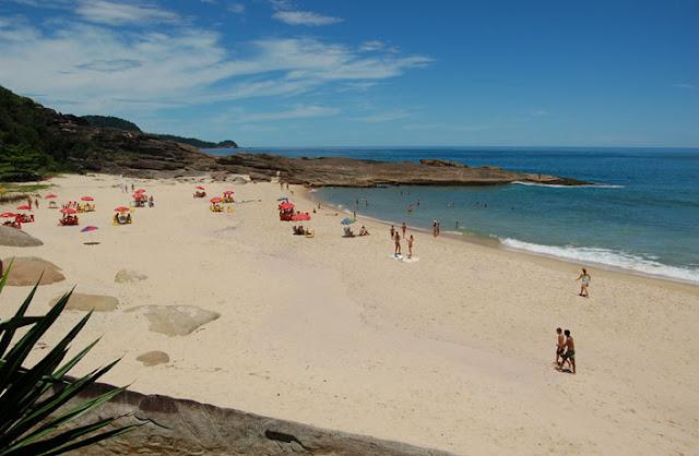 brasil rio de janeiro br 101 trindade viajando sem frescura turismo ferias praia verao sol praia do cepilho surf fotos