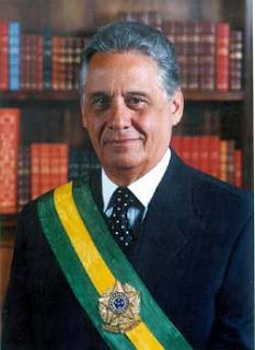 FHC - Fernando Henrique Cardoso