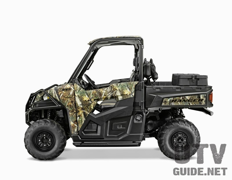 RANGER XP 900 EPS Hunter Deluxe Edition in Polaris Pursuit® Cam