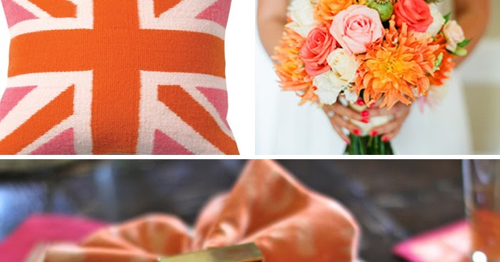 Tangerine Tango 2012 Pantone Color Of The Year The Simply Fabulous