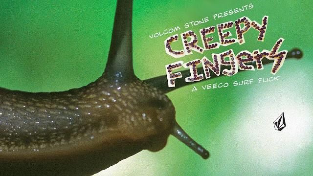 Volcom Stone Presents Creepy Fingers