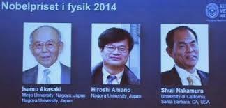 Công bố giải thưởng Nobel Vật lý 2014