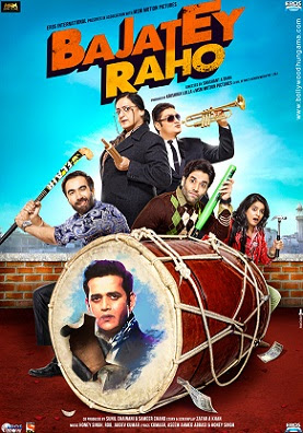 Bajatey Raho (2013) Full Movie Watch WEB DVDRip XviD 1CDRip [DDR]