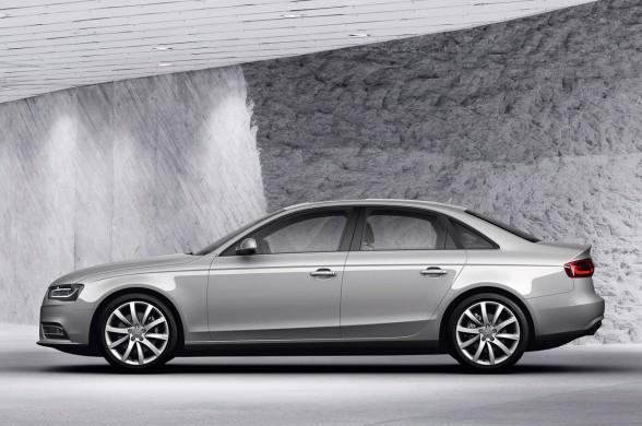 Audi A4 2013 Silver