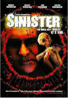 Poster de Sinister