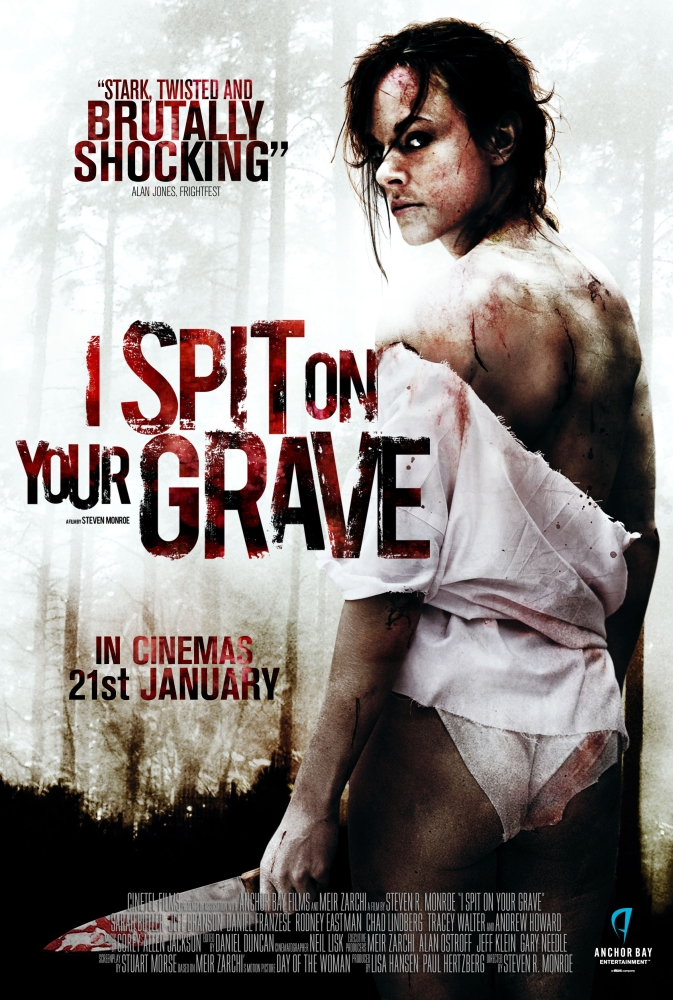 movies i spit on your grave
