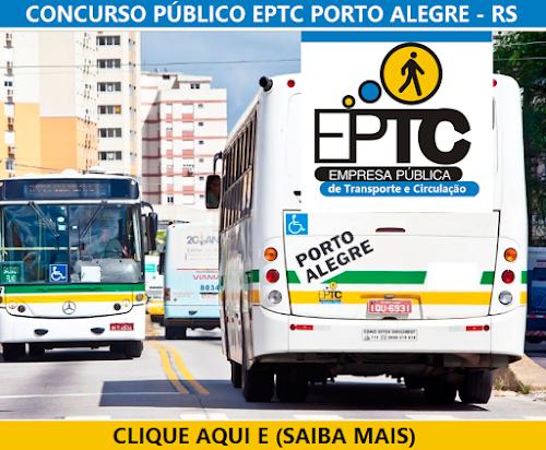 Apostila EPTC-RS - Empresa Pública de Transporte e Circulação de Porto Alegre