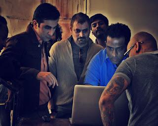 Photos: Making of Ranbir Kapoor's 'Barfi'
