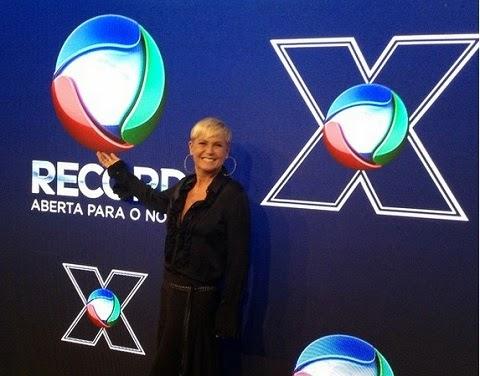 A contratação de Xuxa pela Record na última quinta-feira (05-03-2015)