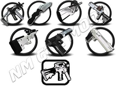 Icones de armas Icones+armas