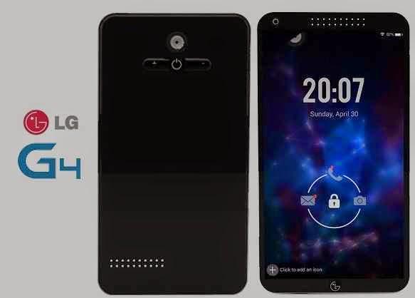 Inilah LG G4, Smartphone Tandingan Galaxy S6