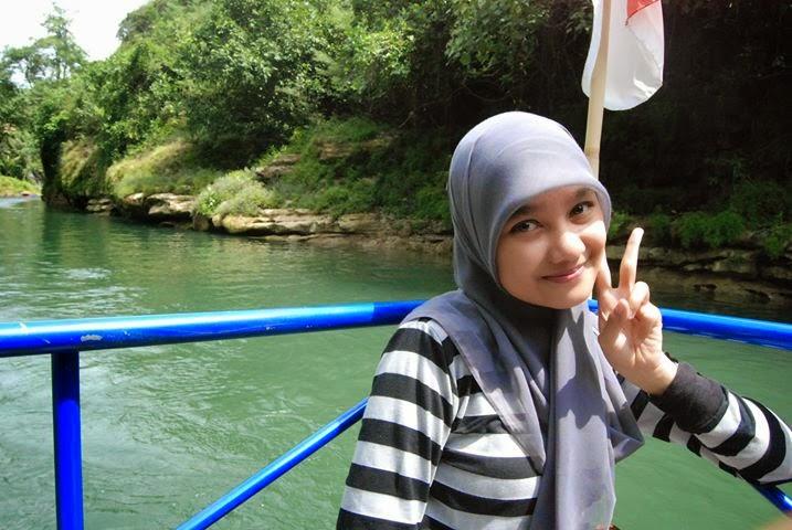 Wisata Alam Air Terjun Sri Gethuk Gunung Kidul