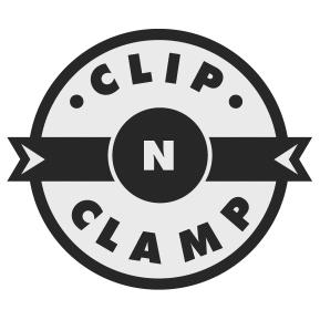 Clip-N-Clamp logo