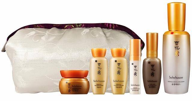 Sulwhasoo Gift Sets, Holiday Moments, sulwhasoo, skincare, korea skincare, Sulwahsoo Essential Revitalizing Serum Set