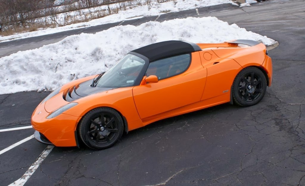 Tesla Roadster HD Picturse # 7433
