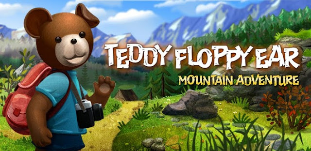 Teddy Floppy Ear: Mt Adventure v1.1 Apk