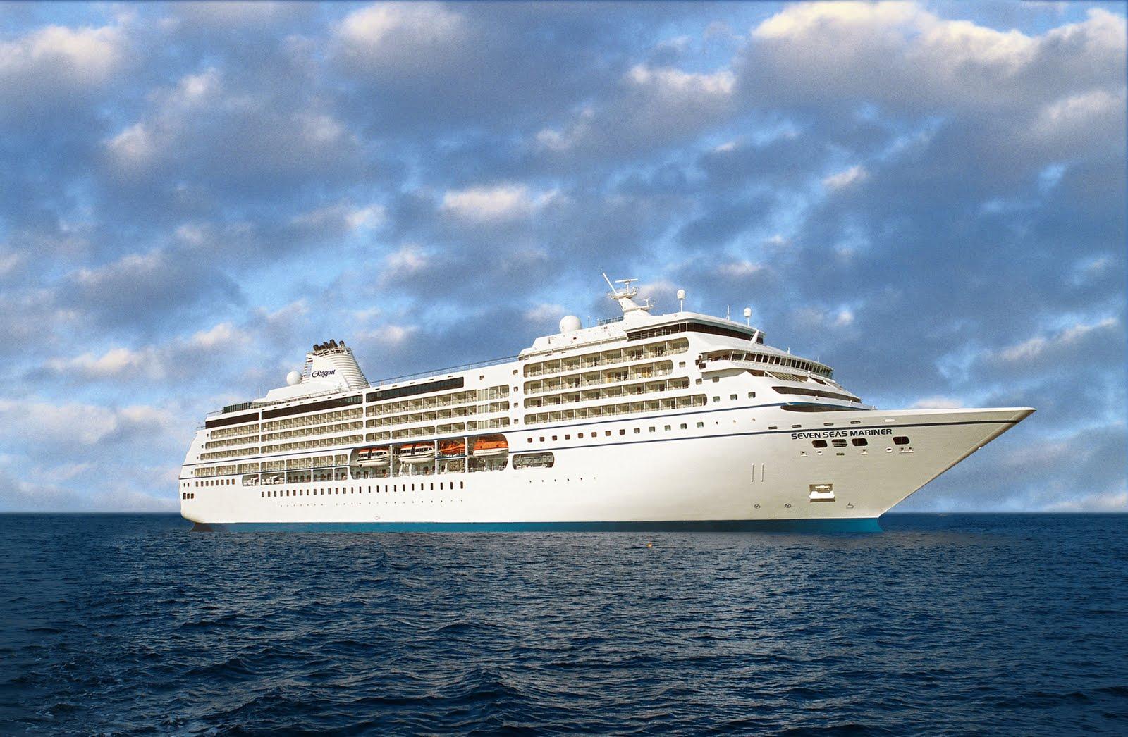Prow S Edge Cruise Magazine Blog Regent Seven Seas
