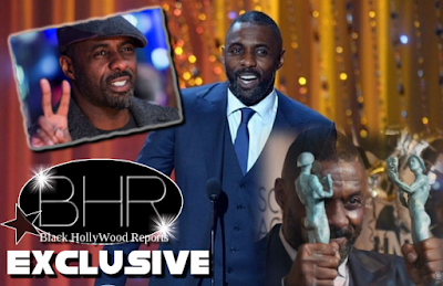 """No Good Deed"" Actor Idris Elba Was Awarded At The Screen Actors Guild Awards"