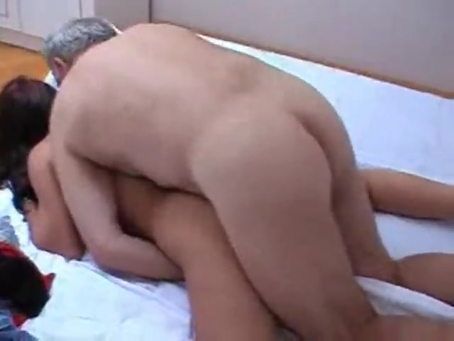 Grandpa Is Fucking His Granddaughter