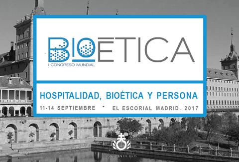 I Congreso Mundial Bioetica Orden Hospitalaria San Juan de Dios