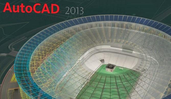 GetPCSoftic+AutoCAD+2013