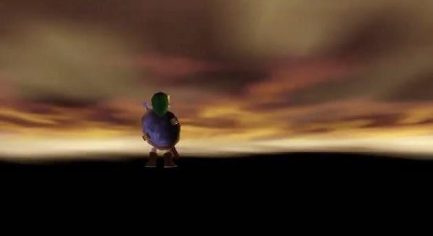 Muerte de Link en Majoras Mask